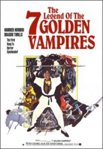 7 GOLDEN VAMPIRES