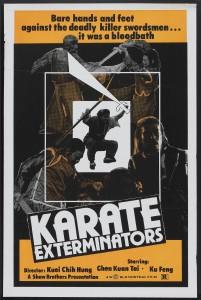 KARATE EXTERMINATORS