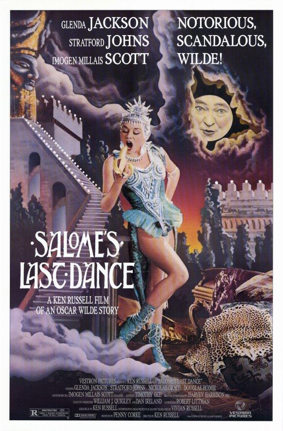 salome last dance
