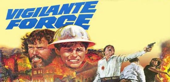 THE DAILY GRINDHOUSE PODCAST EP.17: GEORGE ARMITAGE'S VIGILANTE FORCE (1976)