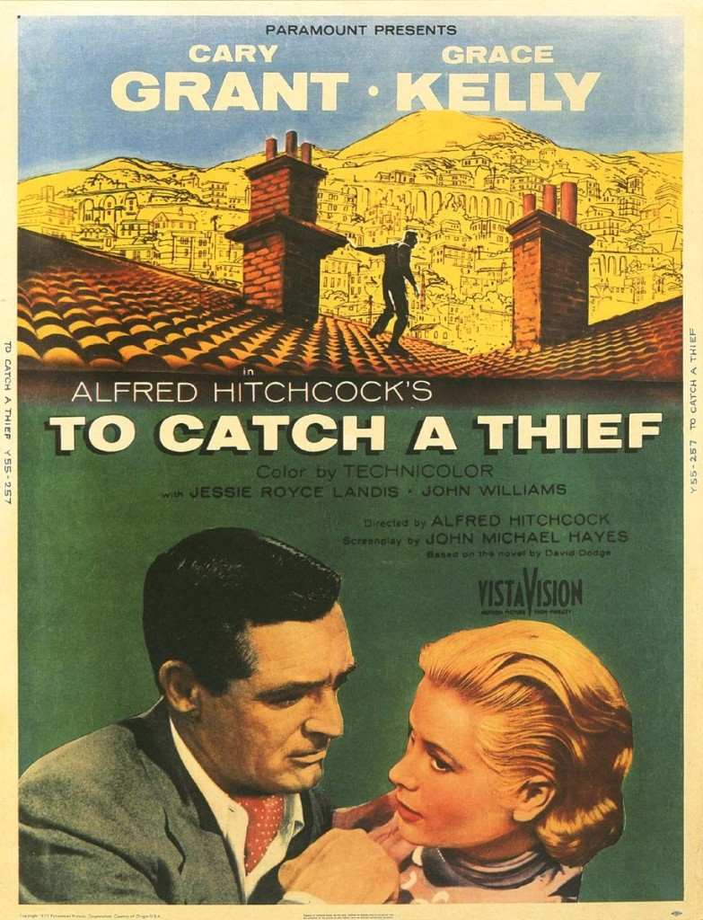 1955_-_To_Catch_a_Thief_Movie_Poster_-2