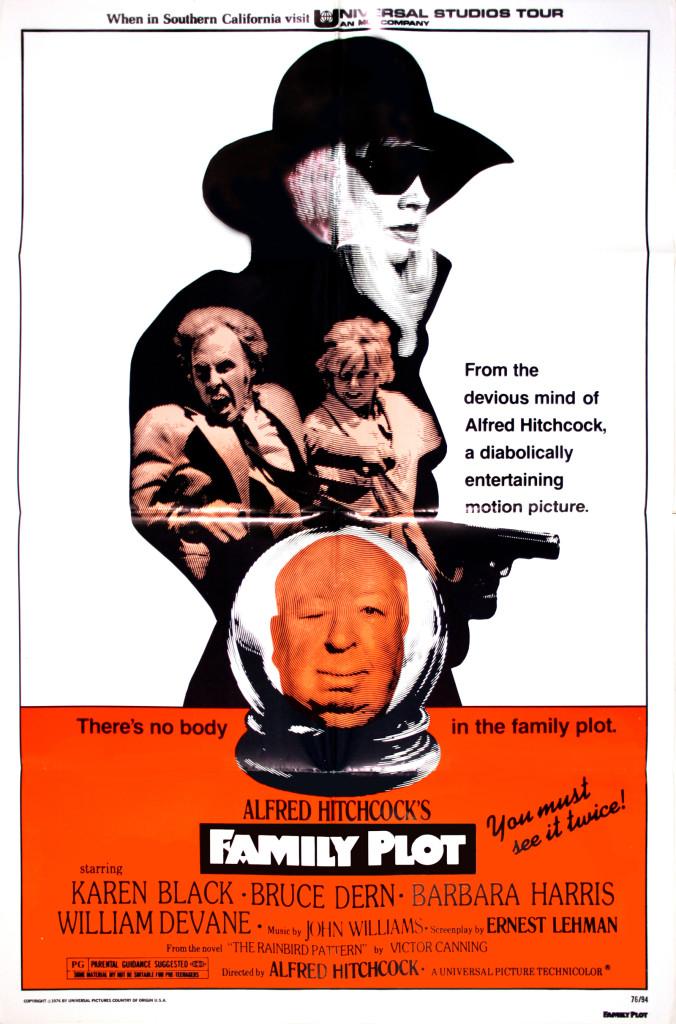 FAMILY PLOT (1976)