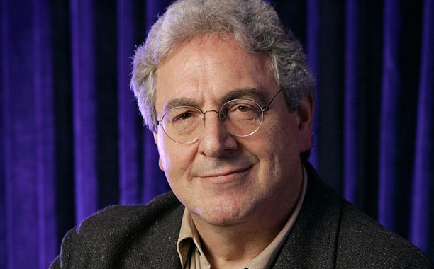 Director Harold Ramis, 61, at the Commodore Grill in the Gra