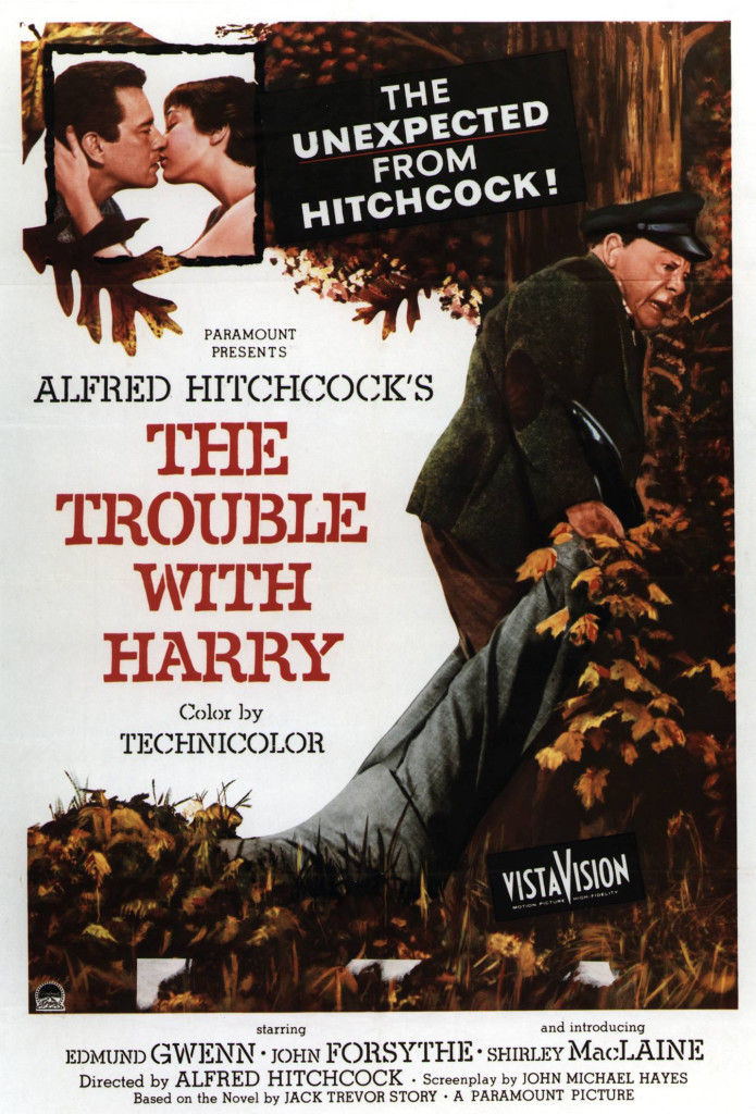 THE TROUBLE WITH HARRY (1956)