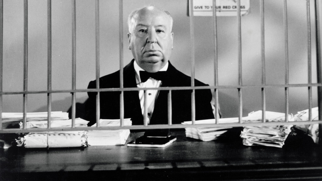 Alfred Hitchcock Presents (CBS) TV series 1955 - 1962 Shown: Alfred Hitchcock