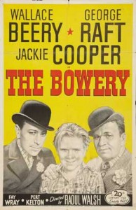 THE BOWERY (1933)