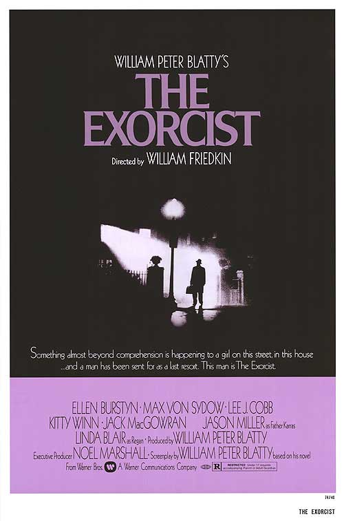 THE EXORCIST, I SPIT ON YOUR GRAVY, MIA MAYO, DAILY GRINDHOUSE, CULT MOVIE MANIA
