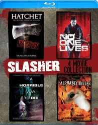 Hatchet / No One Lives / A Horrible Way To Die / The Alphabet Killer
