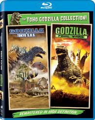 GODZILLA TOKYO S.O.S. AND GODZILLA FINAL WARS