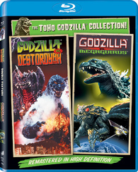 GODZILLA VS. DESTOROYAH AND GODZILLA VS. MAGAGUIRUS