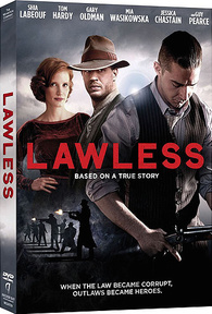 LAWLESS (2012) (Steelbook)