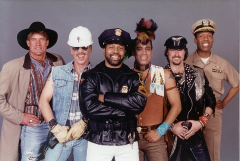 VILLAGE PEOPLE OF THE DAMNED
