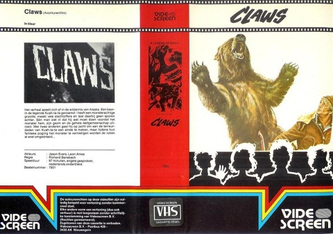 fauces - claws - devil bear - 1977 - video010