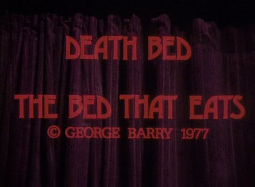 DEATH BED THE BED THAT EATS (1977)