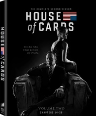 House of Cards The Complete Second Season (TV) (2014)