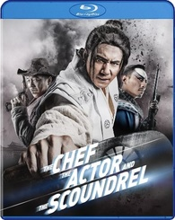 THE CHEF, THE ACTOR AND THE SCOUNDREL (2013)