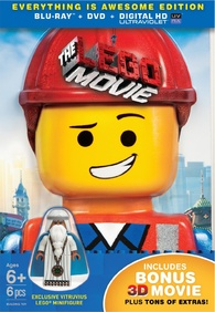 THE LEGO MOVIE (2014) Everything Is Awesome Edition