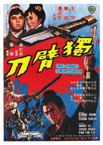 One-Armed Swordsman, The (1967)