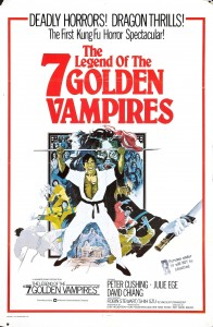 THE LEGEND OF THE 7 GOLDEN VAMPIRES (1976)