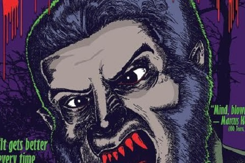 Daily Grindhouse teams with Cult Movie Mania to release Cuban-American Werewolf flick LIGHT OF BLOOD!