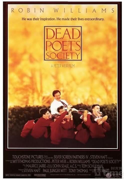 13 Dead Poets Society