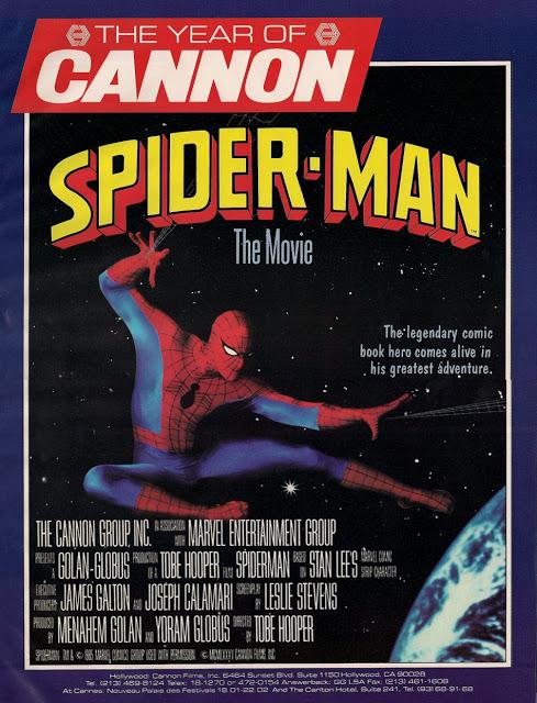 1985 Spider-Man movie