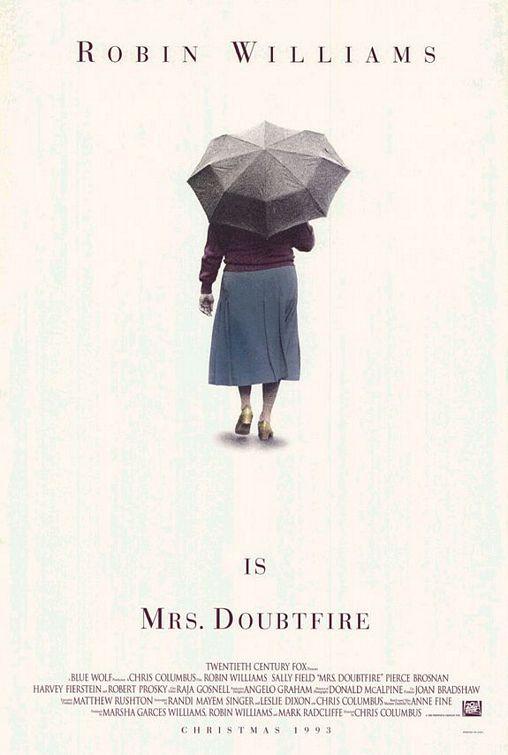 27 Mrs. Doubtfire