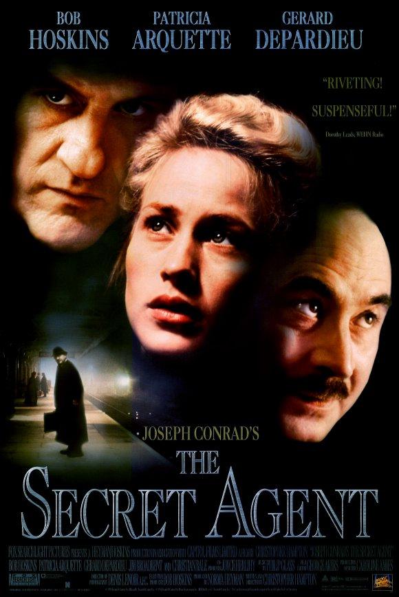 35 The Secret Agent