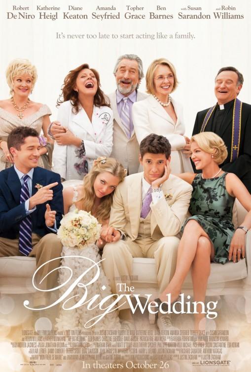 72 The Big Wedding