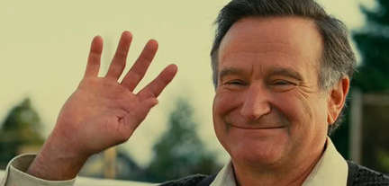 RIP ROBIN WILLIAMS (1951-2014)
