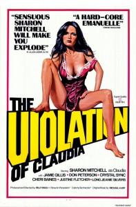 THE VIOLATION OF CLAUDIA (1977)