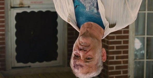 BILL MURRAY UPSIDE DOWN