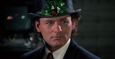 [HOLIDAY MOVIES DONE THE RIGHT WAY] SCROOGED (1988)