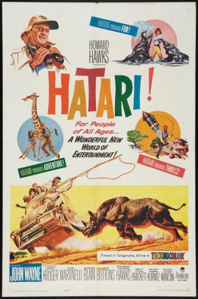 Hatari_Poster
