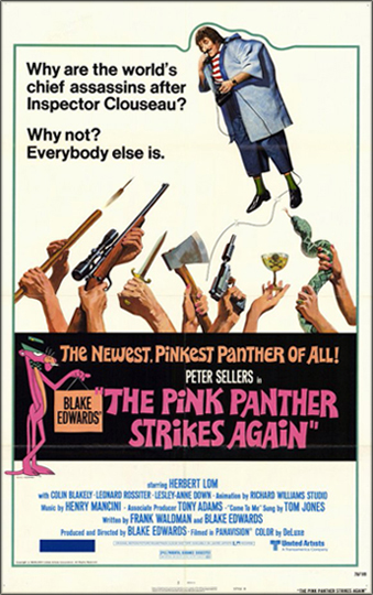 The_Pink_Panther_Strikes_Again_Poster