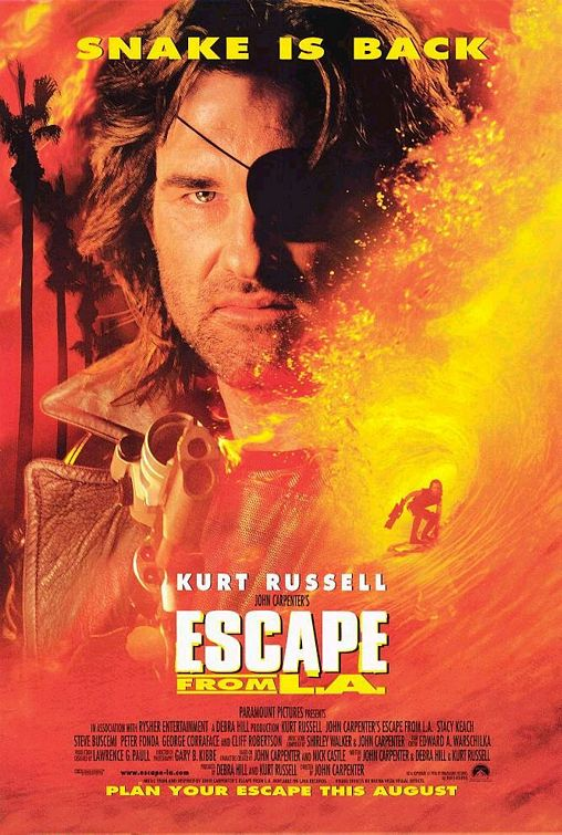 John Carpenter's Escape From LA (1996)