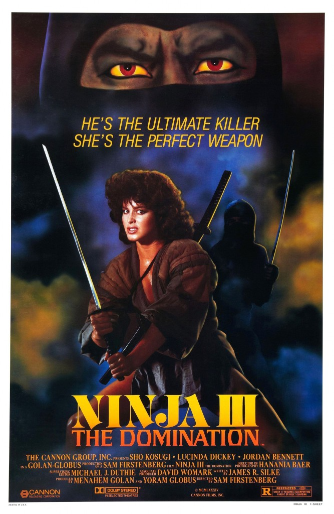 Ninja III The Domination (1984)
