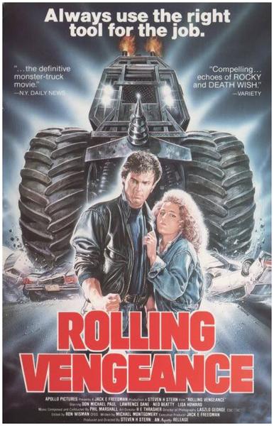 ROLLING VENGEANCE (1988)