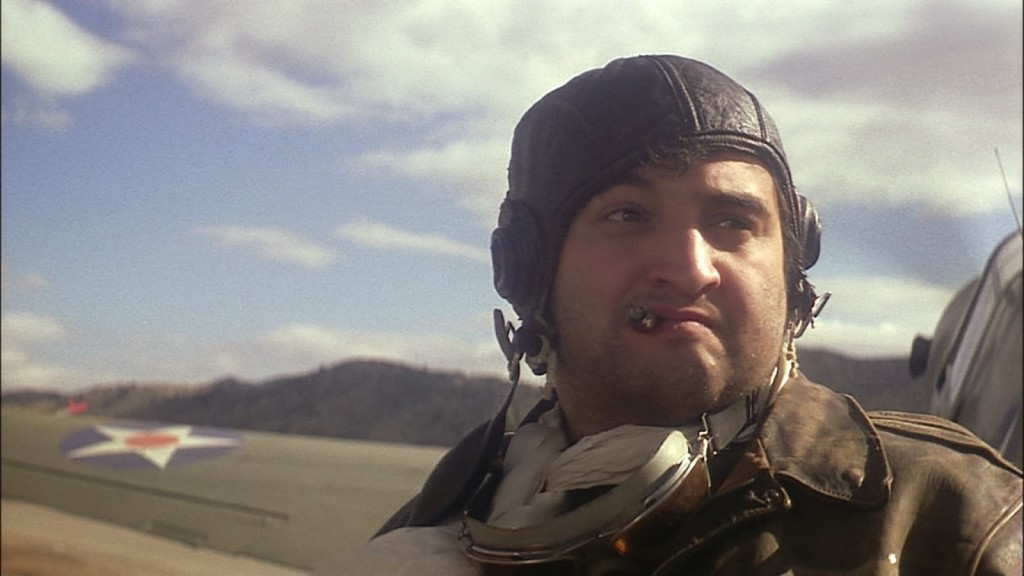 1941 film John Belushi as Captain Wild Bill Kelso
