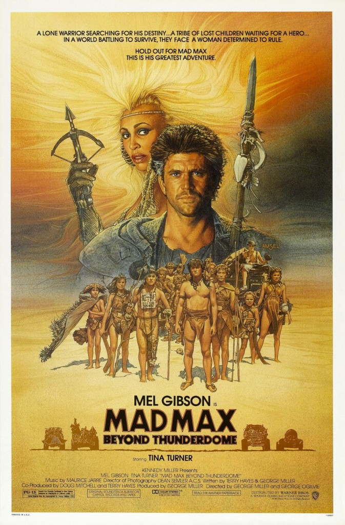 Mad Max - Beyond Thunderdome 1985