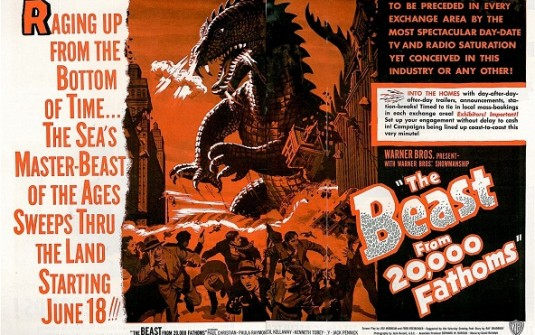 [DINOSAUR WEEK!] THE BEAST FROM 20,000 FATHOMS (1953)