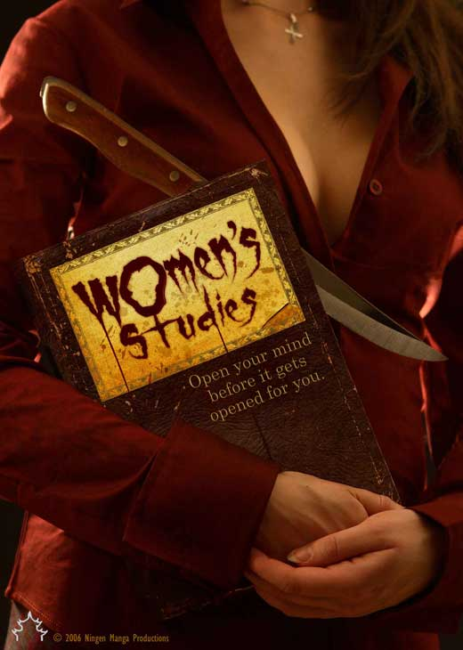 [NO-BUDGET NIGHTMARES] PODCAST #63: WOMEN'S STUDIES (2010)