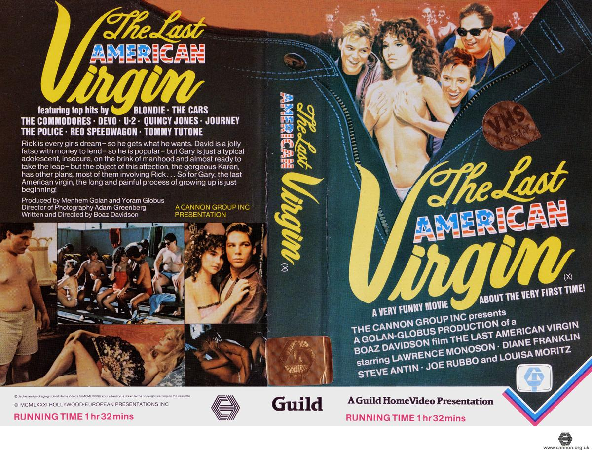 Last American Virgin (1982) [UK VHS]
