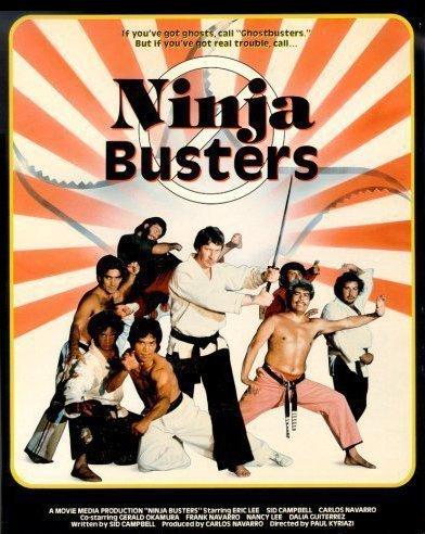 NINJA BUSTERS (1984)
