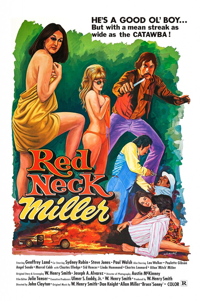 REDNECK MILLER (1977)