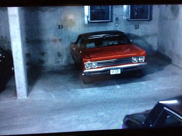 This is the work of a true villain. #ClassOf1984