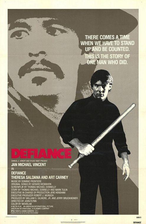 Defiance (1980).