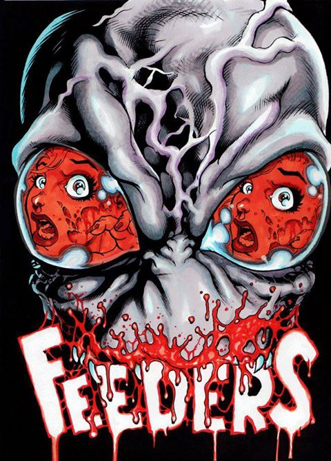 [NO-BUDGET NIGHTMARES] PODCAST #67: FEEDERS (1996)