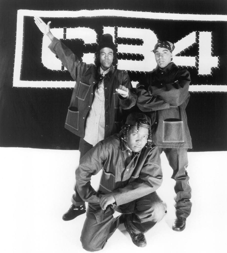 still-of-chris-rock,-allen-payne-and-deezer-d-in-cb4-(1993)-large-picture