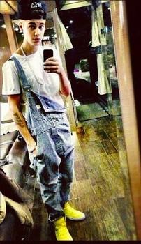 22 Justin Bieber